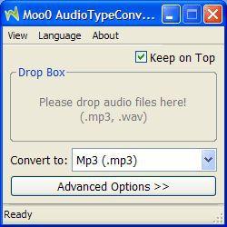 Vorschau Moo0 AudioTypeConverter - Bild 1