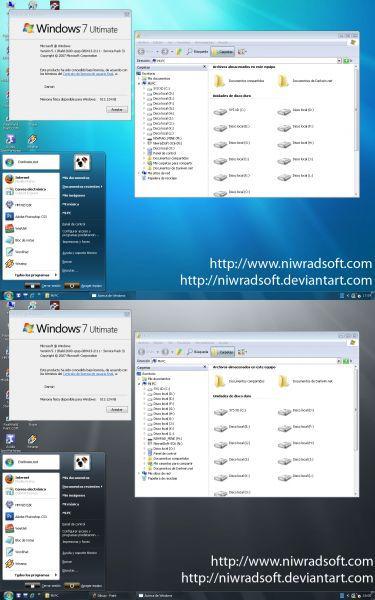 Vorschau Seven Remix XP - Bild 1