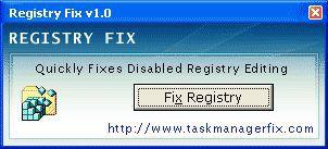 Vorschau Registry Fix - Bild 1