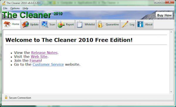 Vorschau The Cleaner 2010 - Bild 1