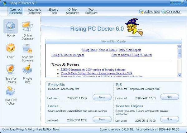 Vorschau Rising PC Doctor - Bild 1