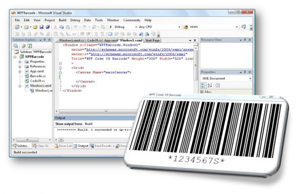 Vorschau My Barcode Software - Bild 1