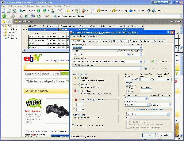 Vorschau SmartStore eBay SmartSeller Free Edition - Bild 1