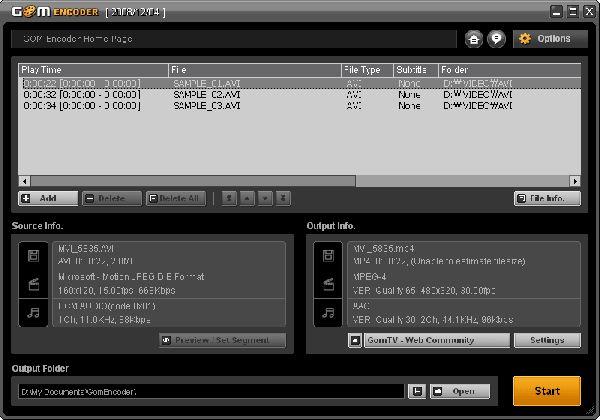 Vorschau GOM Encoder - Bild 1