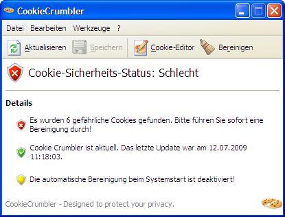 Vorschau CookieCrumbler - Bild 1