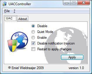 Vorschau UACController - Bild 1