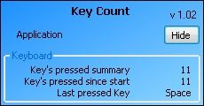 Vorschau Key Count - Bild 1
