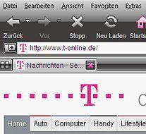 Vorschau Browser - Bild 1