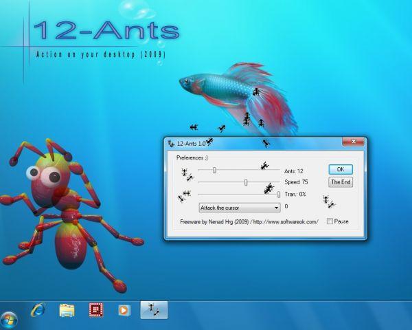 Vorschau 12-Ameisen - Bild 1