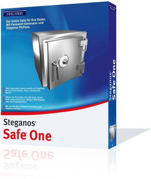 Vorschau Steganos Safe One - Bild 1