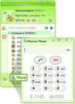 Vorschau Vbuzzer Messenger - Bild 1