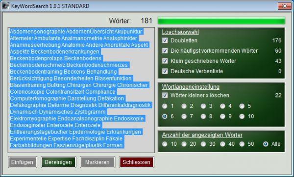 Vorschau KeyWordSearch Standard - Bild 1