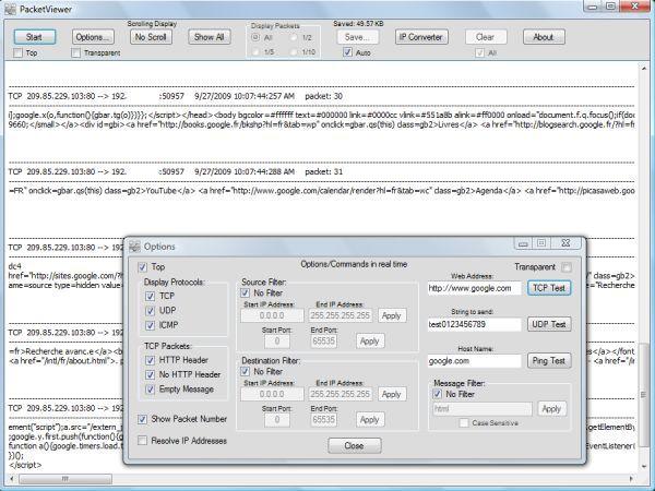 Vorschau PacketViewer - Bild 1