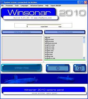 Vorschau Winsonar 2010 - Bild 1