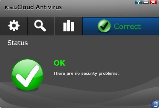 Vorschau Panda Cloud Antivirus Free Edition - Bild 1