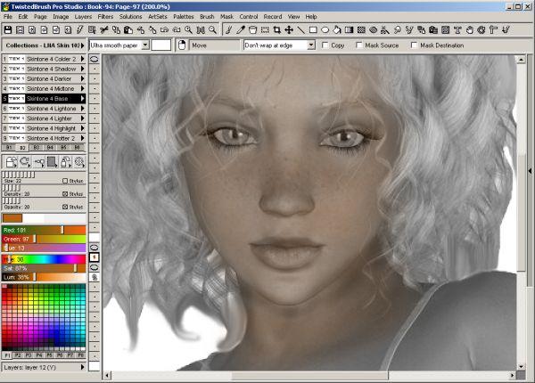 Vorschau TwistedBrush Open Studio - Bild 1