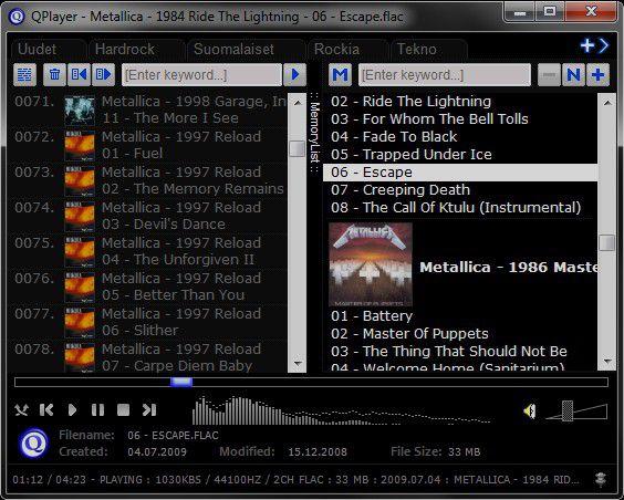 Vorschau QPlayer - Bild 1