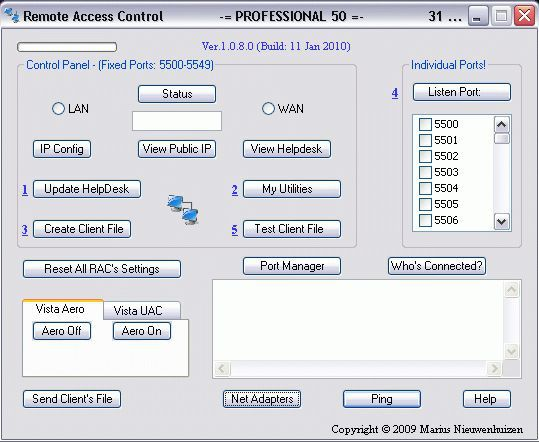 Vorschau Remote Access Control - Bild 1