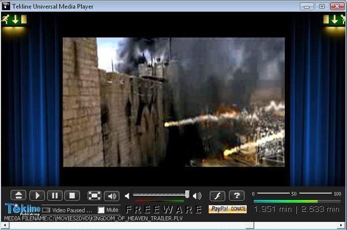 Vorschau Tekline Universal Media Player - Bild 1