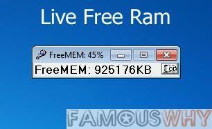 Vorschau LiveFreeRam - Bild 1