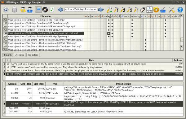 Vorschau MP3 Diags - Bild 1