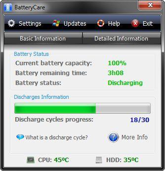 Vorschau BatteryCare - Bild 1