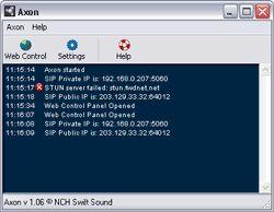Vorschau Axon Free Virtual PBx System - Bild 1
