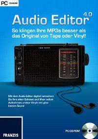 Vorschau Audio Editor - Bild 1