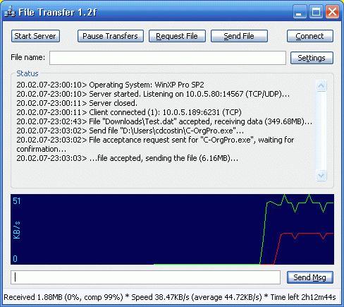 Vorschau File Transfer - Bild 1