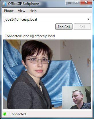Vorschau OfficeSIP Softphone - Bild 1