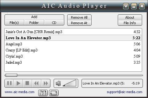 Vorschau AICAudioPlayer - Bild 1