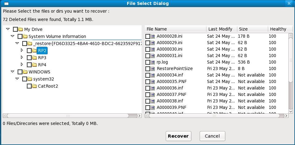 Vorschau Dr.Freeware System Utilities - Bild 1