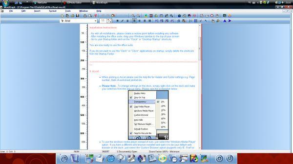 Vorschau SSuite Office - WordGraph - Bild 1