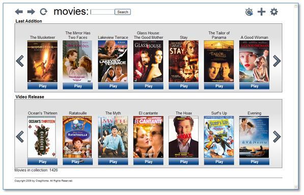 Vorschau Movies by CraigWorks - Bild 1