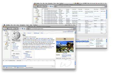 Vorschau OutWit Hub for FireFox - Bild 1