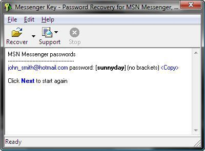 Vorschau Messenger Key - Bild 1