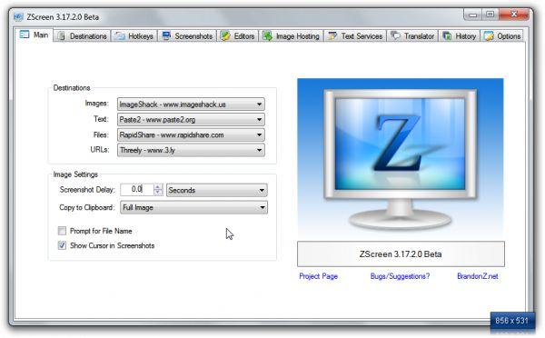 Vorschau ZScreen - Bild 1