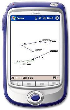 Vorschau Copan for PocketPC - Bild 1