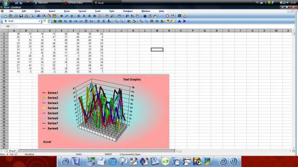Vorschau SSuite Office - Accel Spreadsheet - Bild 1