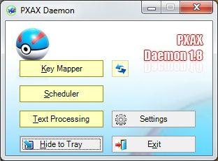 Vorschau Pxax Daemon - Bild 1
