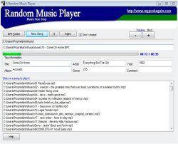 Vorschau A Random Music Player - Bild 1
