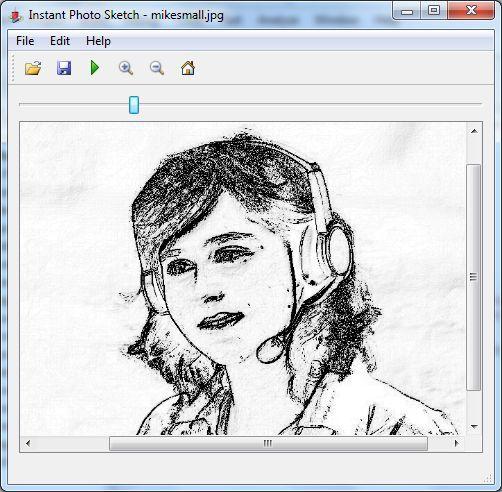 Vorschau Instant Photo Sketch - Bild 1
