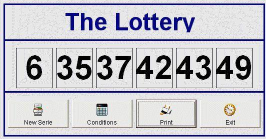 Vorschau The Lottery - Bild 1