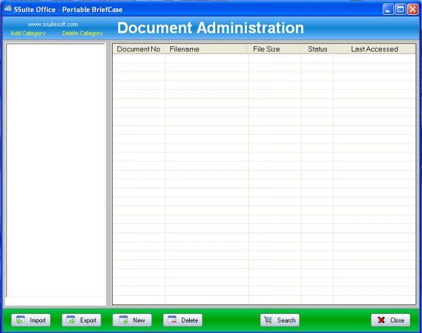 Vorschau SSuite Office - Portable Briefcase - Bild 1