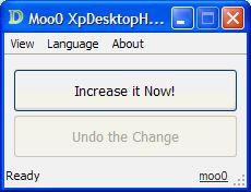 Vorschau Moo0 XpDesktopHeap - Bild 1