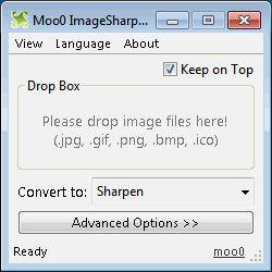 Vorschau Moo0 ImageSharpener - Bild 1