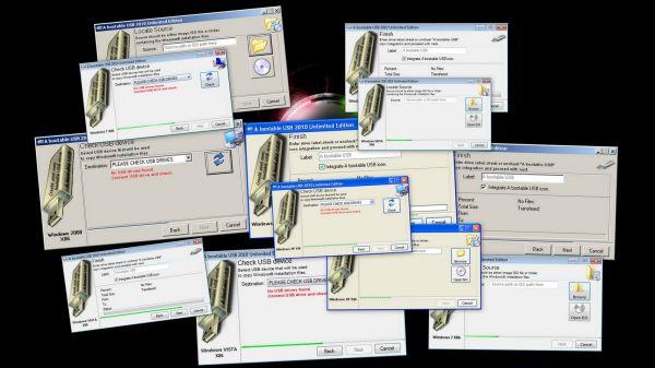 Vorschau A Bootable USB - Bild 1