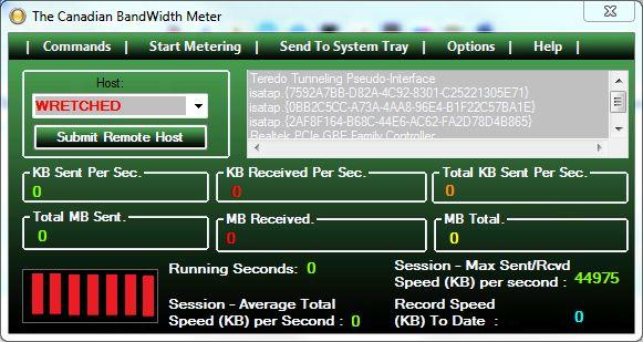 Vorschau Canadian Bandwidth Meter - Bild 1