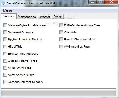 Vorschau Savemelabs Downloader Toolkit - Bild 1
