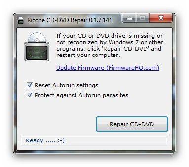 Vorschau Rizone DVD Repair - Bild 1
